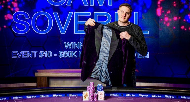 Sam Soverel Mendominasi Poker Masters 2019 dan Memenangkan Jaket Ungu di Casino Online
