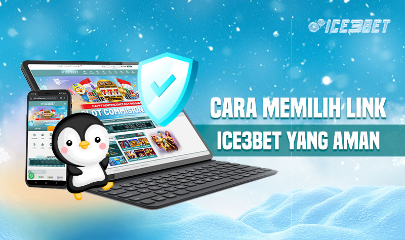 link alternatif ice3bet bebas blokir
